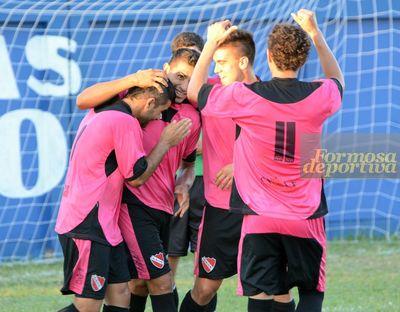 Copa Arg '15: Independiente Fsa goleando sigue